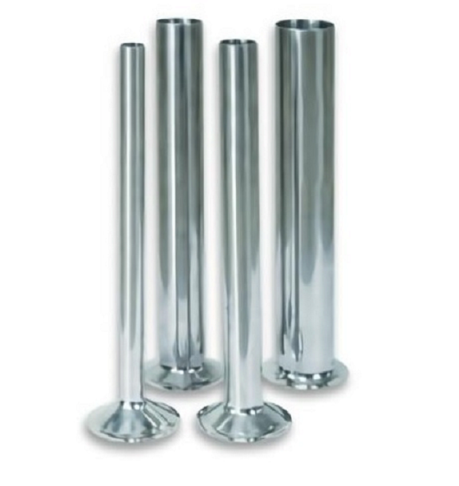 F. Dick Stuffer Stainless Steel Tube Set