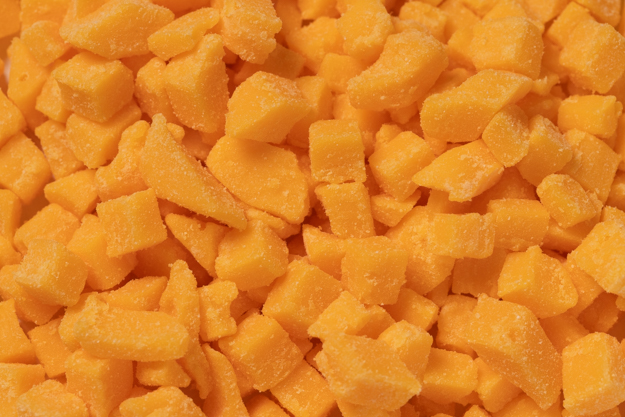 High Temp Diced Cheddar Cheese - 5 lbs.