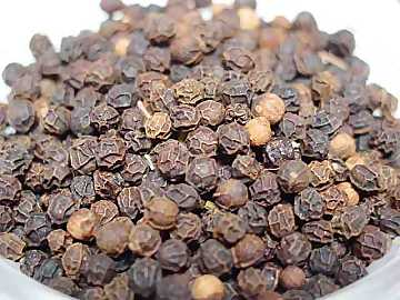 Whole Tellicherry Black Pepper(1 lbs)