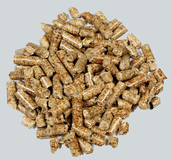 Hickory Wood Pellets 100% (40 lbs.)