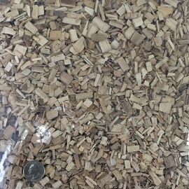 Hickory Sawdust Blue Chip (5 lbs.)