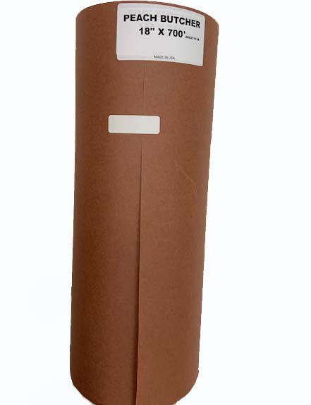 18 in. Peach Butcher Paper