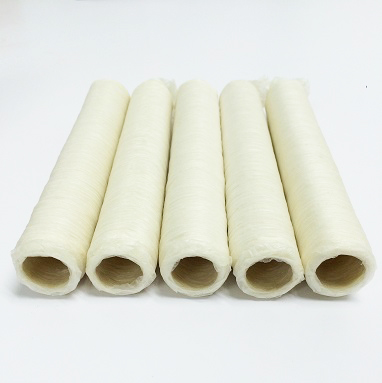 28mm (1 1/8 in.) Clear Edible Collagen Casing (5 pack)