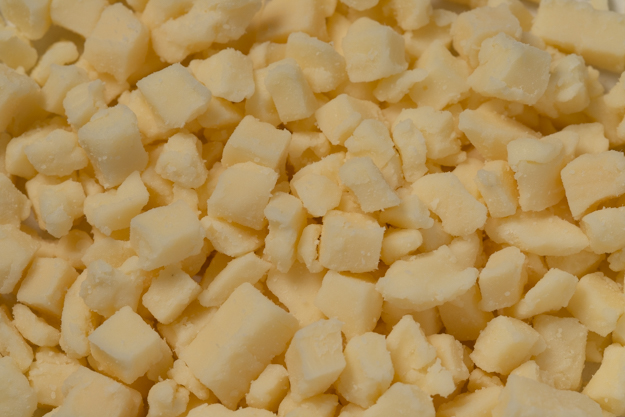 High Temp Diced Blue Cheese - 5 lbs.