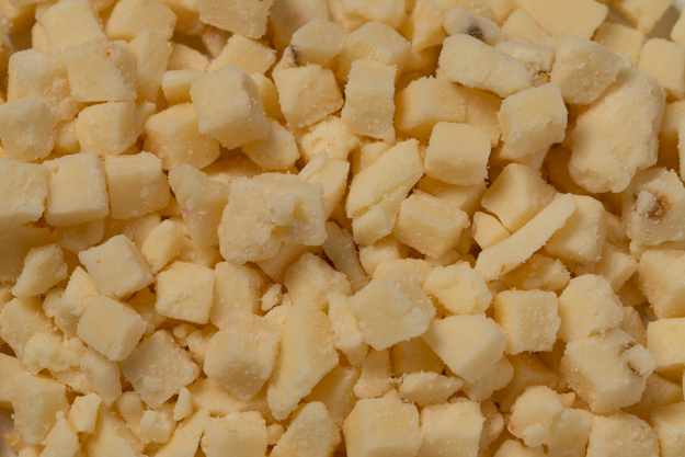 High Temp Diced Pepper Jack Cheese - 10 lbs.