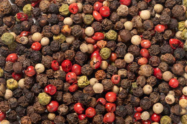 Whole Mixed Peppercorns (1 lb.)