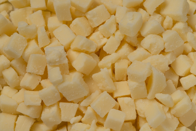 High Temp Diced Swiss Cheese - 5 lbs.