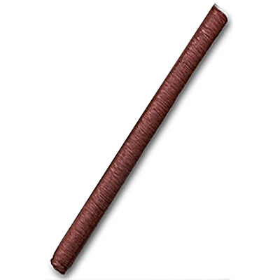 18mm Mahogany Edible Collagen Casing (Single)