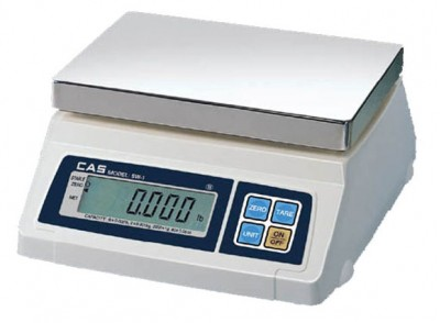 CAS Digital Portion Scale 20 pound capacity [SW-20