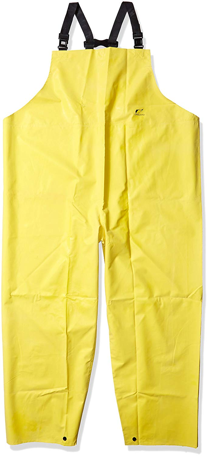 Medium Yellow Neoprene Pants