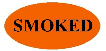 Orange Smoked Label
