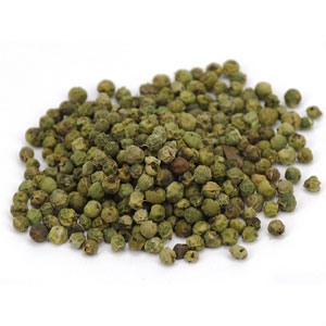 Whole Green Peppercorn (1 lb.)
